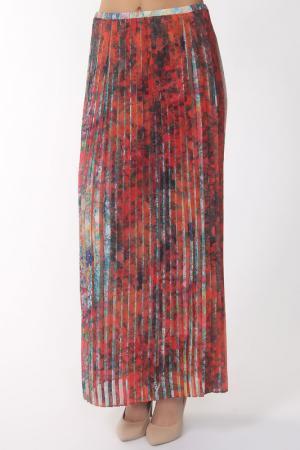 Юбка E.LEVY. Цвет: мультицвет