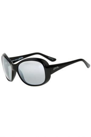 Солнцезащитные очки Red Bull. Цвет: черный