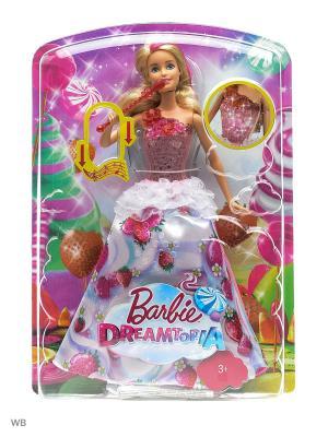 Конфетная принцесса Barbie. Цвет: бежевый