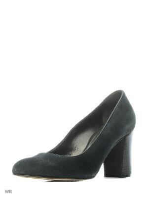 Туфли Gianmarco Benatti. Цвет: темно-серый