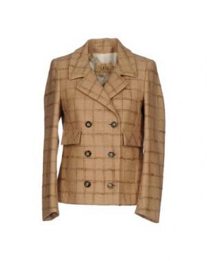 Пиджак ALVIERO MARTINI 1a CLASSE. Цвет: верблюжий