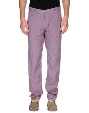 Повседневные брюки U.S.POLO ASSN.. Цвет: розовый
