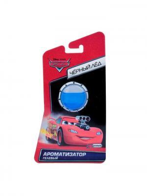 Ароматизатор для автомобиля, Тачки Disney. Цвет: черный, лазурный, малиновый, синий