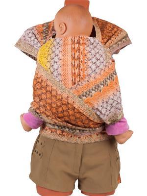 Май-слинг Детство Чудо-Чадо. Цвет: коричневый, бежевый