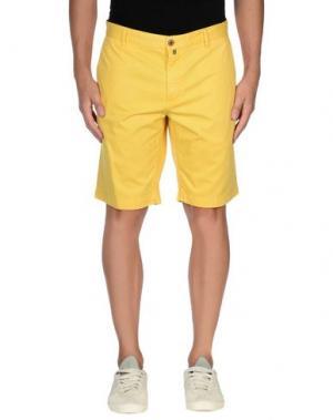 Бермуды AT.P.CO. Цвет: желтый