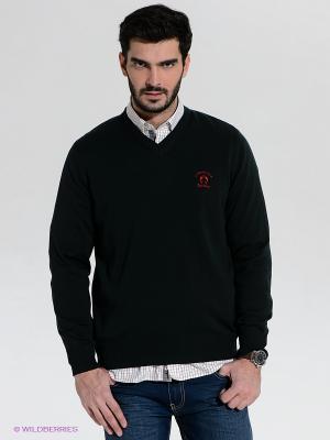 Пуловер Claudio Campione. Цвет: темно-зеленый