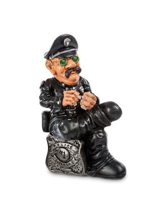 Статуэтка Полицейский The Comical World of Stratford. Цвет: черный