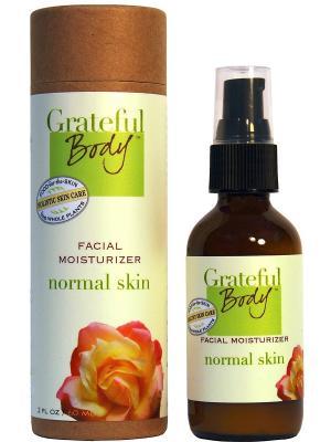 Увлажняющий крем для нормальной кожи, 60 мл Grateful Body. Цвет: прозрачный