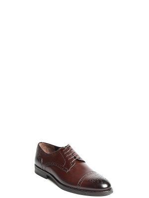 Туфли MILANA. Цвет: коричневый