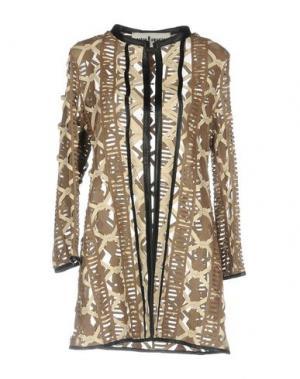 Легкое пальто CABAN ROMANTIC. Цвет: хаки