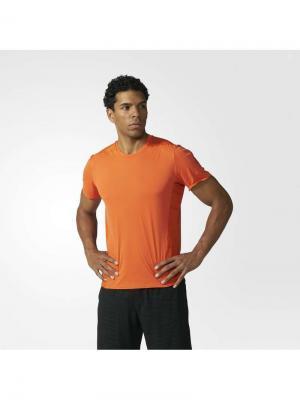 Футболка спортивная TKO SS TEE M ENEORA Adidas. Цвет: оранжевый