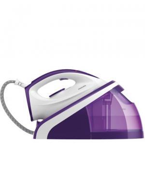 Паровая станция Philips HI5912/30. Цвет: фиолетовый, белый