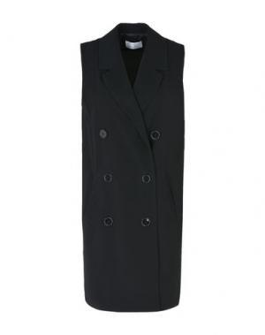 Легкое пальто GEORGE J. LOVE. Цвет: черный
