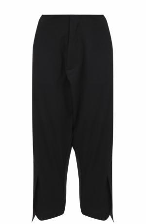 Укороченные расклешенные брюки Y-3. Цвет: черный
