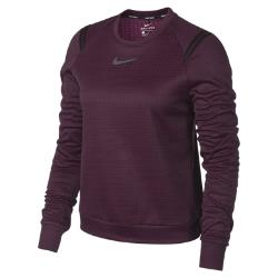 Женская футболка для гольфа  rma Sphere Nike. Цвет: пурпурный