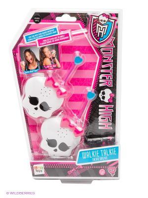 Рация , ТМ MONSTER HIGH IMC toys. Цвет: розовый