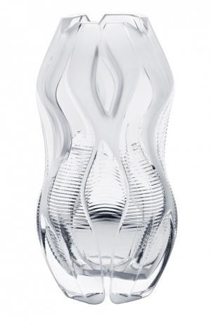 Ваза Manifesto Lalique. Цвет: прозрачный