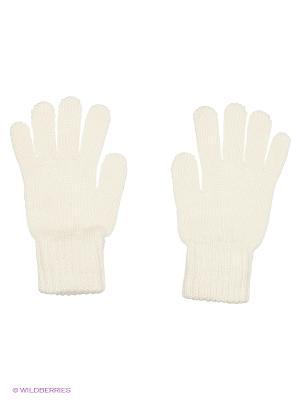 Перчатки DIALINI. Цвет: белый