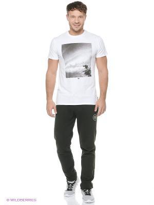 BILLABONG футболка BARRIQUE (FW16). Цвет: белый
