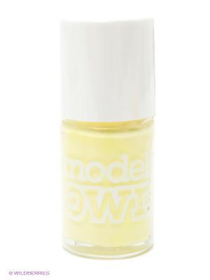 Лак для ногтей Nail Polish for TANS, Bikihi Models Own. Цвет: светло-желтый