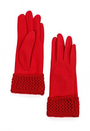 Перчатки Venera. Цвет: красный