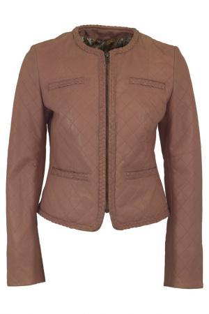 Куртка SUMMIT. Цвет: розовый