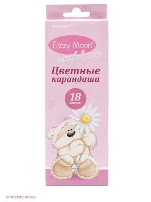 Карандаши PROFF. Цвет: бледно-розовый