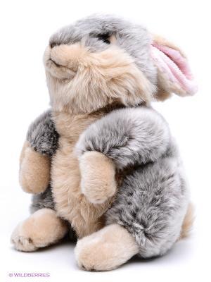 Кролик стоячий MAXITOYS. Цвет: бежевый, серый