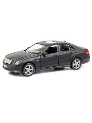 Машина металлическая Mercedes Benz HOFFMANN. Цвет: черный