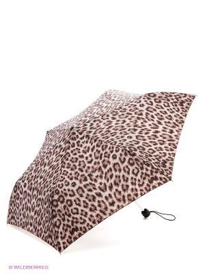Зонт Fulton. Цвет: бежевый, коричневый