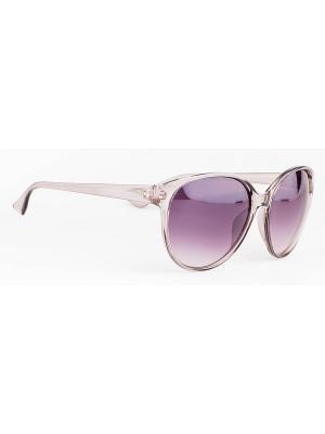 Солнцезащитные очки MLook. Цвет: серый