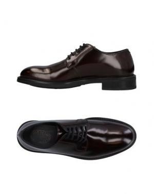Обувь на шнурках TRIVER FLIGHT. Цвет: красно-коричневый