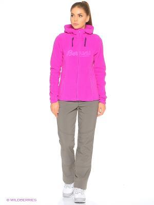 Куртка Bergans. Цвет: розовый