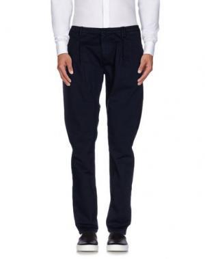 Повседневные брюки (M) MAMUUT DENIM. Цвет: темно-синий