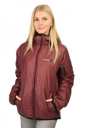 Куртка женская  Polar Shift Emerald Red Trew. Цвет: фиолетовый