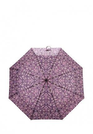 Зонт складной Ekonika. Цвет: фиолетовый