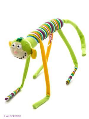 Слим-обезьянка Fancy. Цвет: салатовый