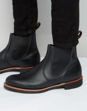 Red Wing Кожаные ботинки челси. Цвет: черный