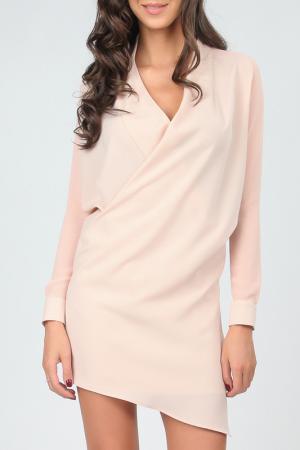 Платье Carla Giannini. Цвет: розовый