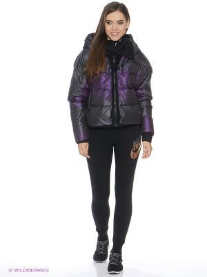 Куртка NIKE UPTOWN 550 COCOON JACKET. Цвет: фиолетовый