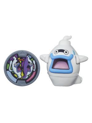 Медаль с Фигуркой игрушкой Hasbro. Цвет: голубой, прозрачный, белый