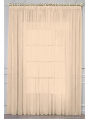 Вуаль Amore Mio 300*270 см - 1 шт. Персик. Цвет: персиковый