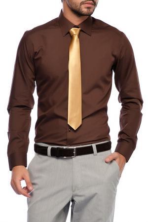 Рубашка Saint loren. Цвет: желтый