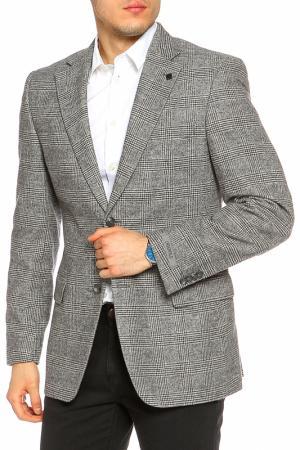 Пиджак Karl Lagerfeld. Цвет: светло-серый