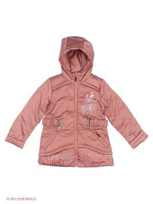 Куртка Кристина Аксарт. Цвет: светло-бежевый