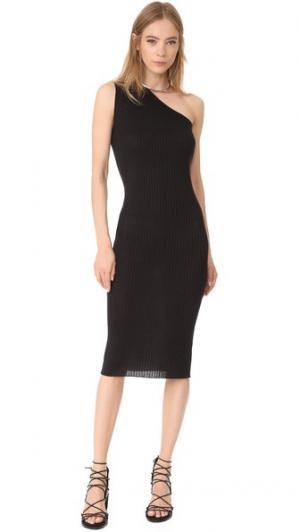 Платье Zen VEDA. Цвет: оникс