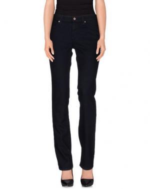 Джинсовые брюки JAMES JEANS. Цвет: синий