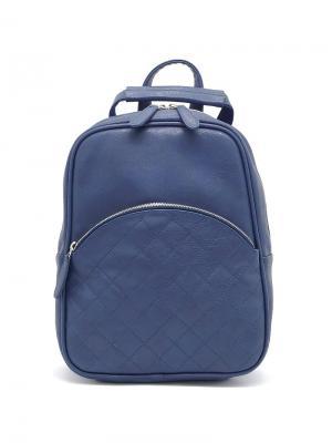 Рюкзак Solo true bags. Цвет: темно-синий, синий