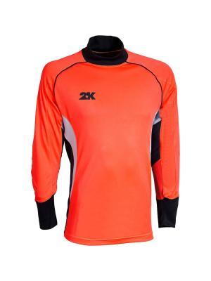 Джемпер вратарский Guardian 2K. Цвет: оранжевый, черный, серебристый
