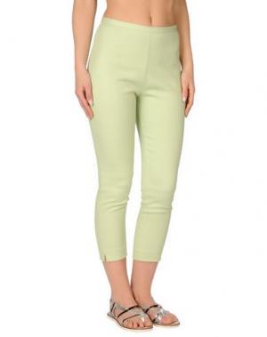 Пляжные брюки и шорты ERMANNO SCERVINO BEACHWEAR. Цвет: светло-зеленый